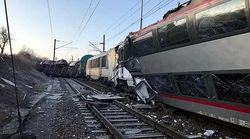 Two Trains Collide In Luxembourg Leaving At Least One Dead, Multiple