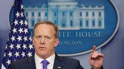 Sean Spicer Appears To Call Prime Minister 'Joe Trudeau,' Twitter Loses