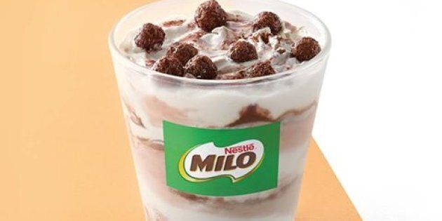 We want Milo McFlurries and we want them