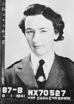 Sister Kath Nuess was killed during the Bangka Island massacre.