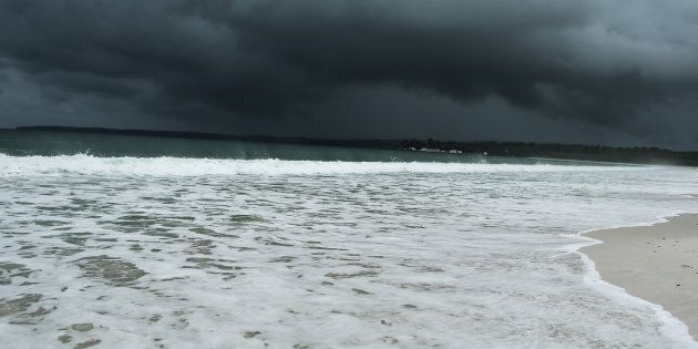 Another round of wild weather is set to buffet parts of NSW on