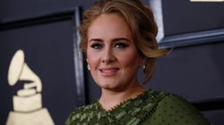 Adele Touches Down In Sydney Ahead Of Aussie