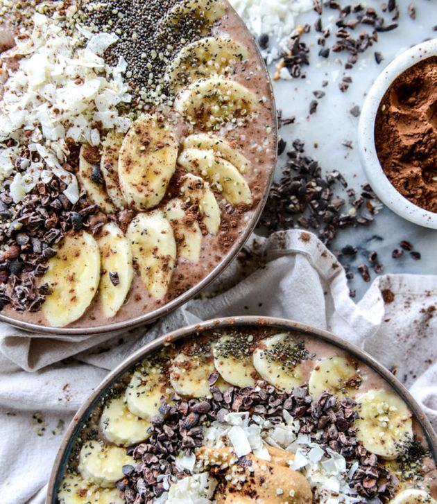 6 Smoothie Bowl Recipes To Make Before The End Of