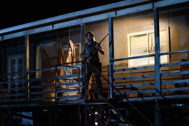 Hugo Weaving plays 'mad' Jack