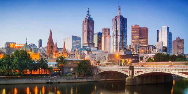 If you fancy a Melbourne shopping trip, now might be a good time to book.