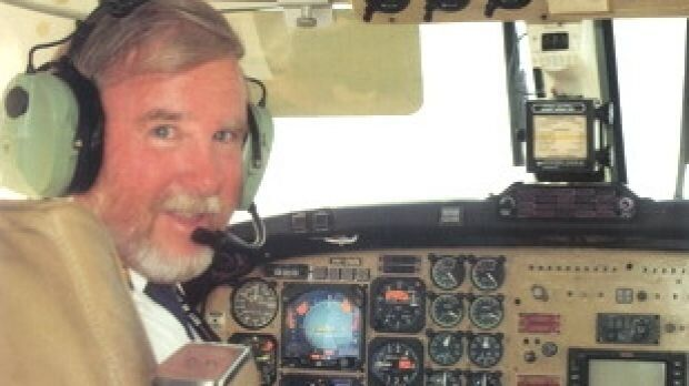 Pilot Max Quartermain also co-owned the plane charter