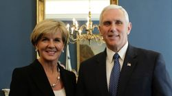Bishop Meets Pence To Discuss 'Remarkable Relationship' Between 'Allies And
