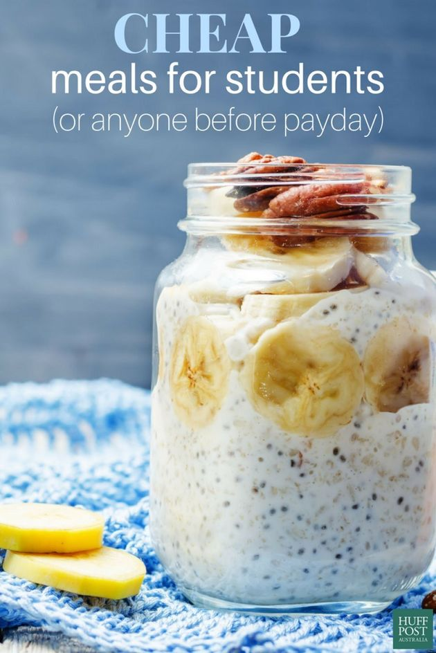 Broke Before Payday? Try These 10 Cheap And Tasty