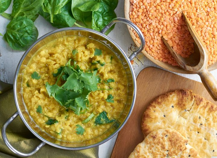 Serve with rice or naan bread.