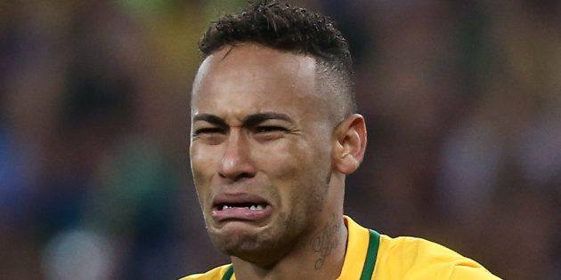 Cheer up Neymar. Australia are ranked number