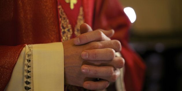 The position of the church might finally be