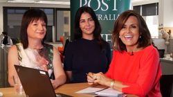 Lisa Wilkinson And Dr Devora Lieberman Discuss Women's Health And