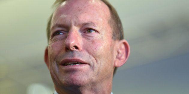 Tony Abbott has said the government