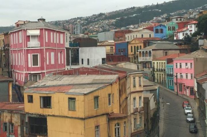 The hills are steep, but walking up a few of them is a good excuse to eat more ceviche and empanadas.