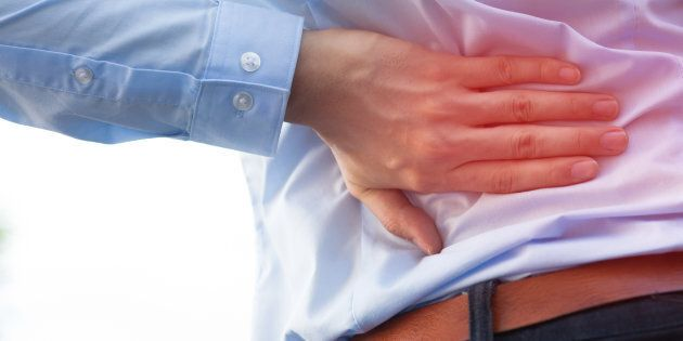 Could backpain be influencing sufferers' longevity and quality of life? Researchers seem to think it