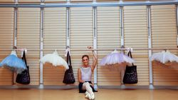 Inside The Life And Armour Of Brooke Lockett, A Ballerina From