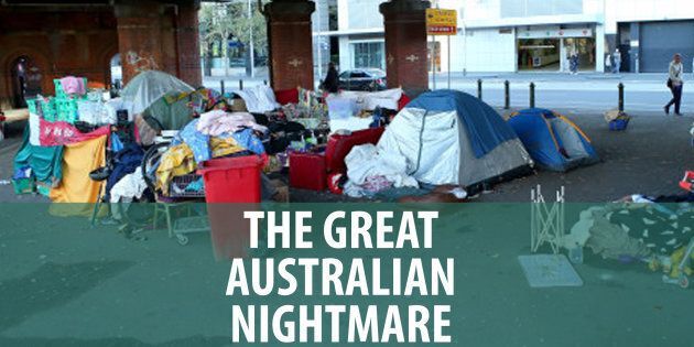 The Great Australian Dream Is Not A Harbourside