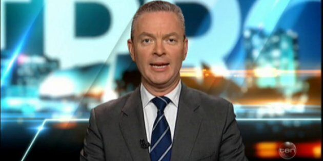 MP Christopher Pyne has continued his spray of Tony Abbott.