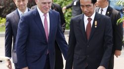 Malcolm Turnbull and Indonesia President Joko Widodo To Talk Trade, Security In