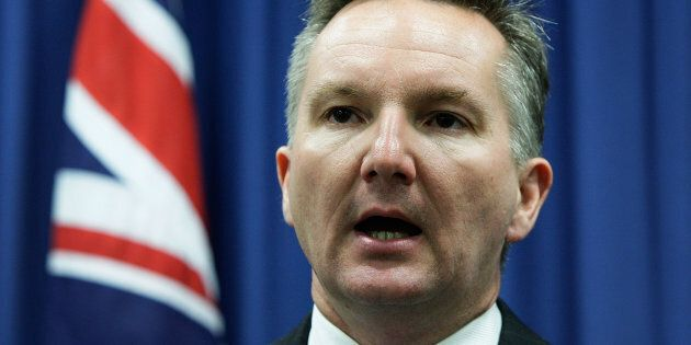 Shadow Treasurer Chris Bowen says Labor will fight to protect Sunday penalty rates.