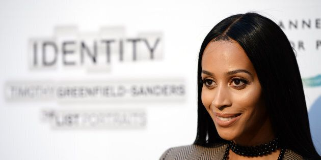 CENTURY CITY, CA - SEPTEMBER 22:  Trans model Isis King arrives at IDENTITY: Timothy Greenfield-Sanders The List Portraits exhibition opening at the Annenberg Space for Photography on September 22, 2016 in Century City, California.  (Photo by Amanda Edwards/WireImage)