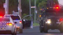 Shots Fired At Police During Melbourne Drug