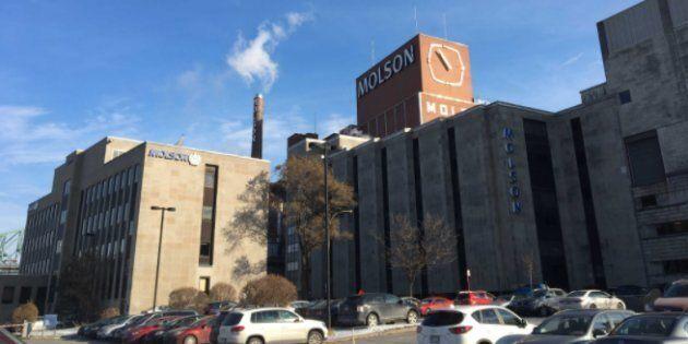 Molson Coors quittera Montréal et construira sa nouvelle brasserie à