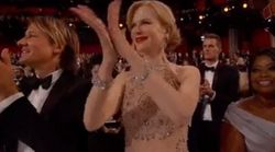 Nicole Kidman Doesn't Seem To Know How To Clap And Everyone's