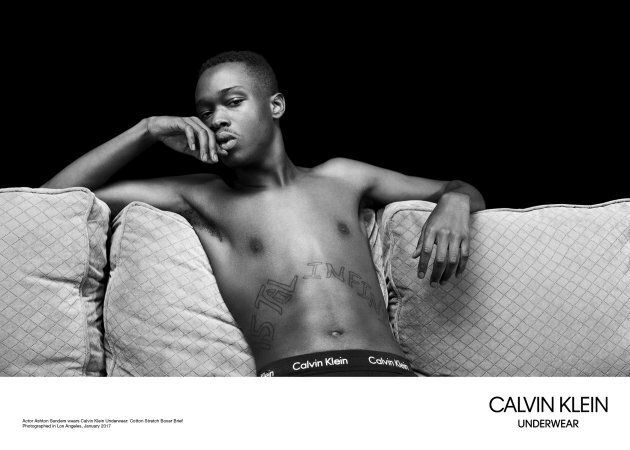 You Need To See The Men Of 'Moonlight' In The New Calvin Klein