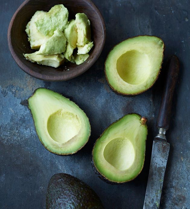 The keto diet is all about including fats like avocado, nuts and