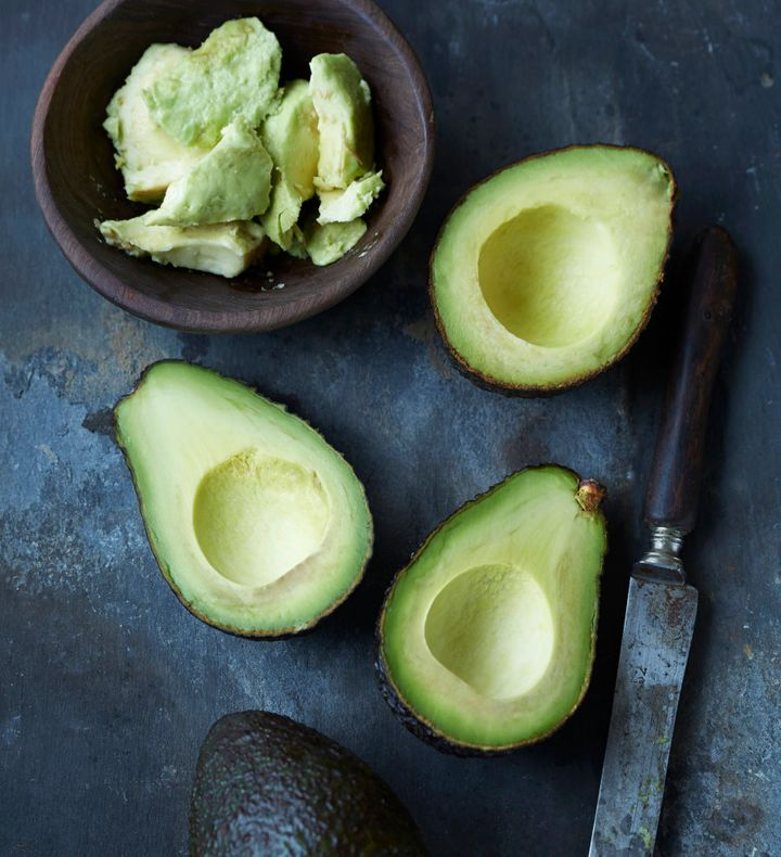 The keto diet is all about including fats like avocado, nuts and fish.
