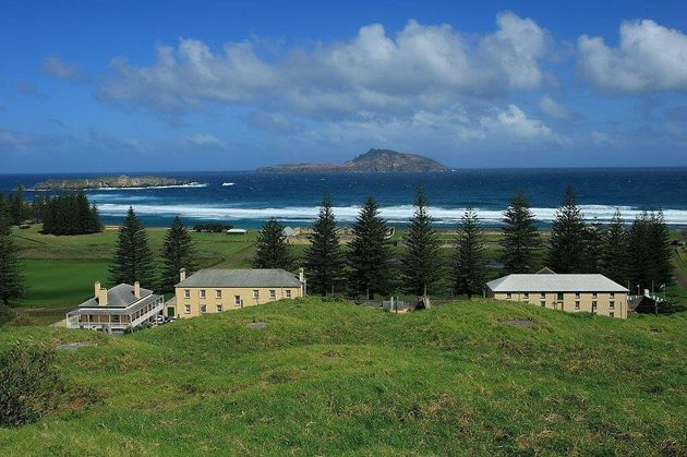 Phillip Island is a feral-free sanctuary just 6 kilometres from