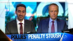Waleed Aly Calls Out Bill Shorten On His Penalty Rates Cut