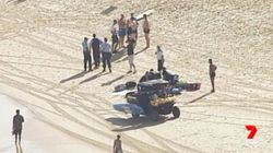 International Tourist Drowns At Bondi