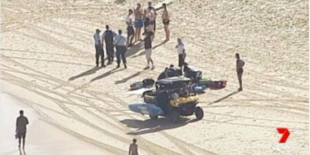 A 69-year-old male tourist has drowned at Bondi