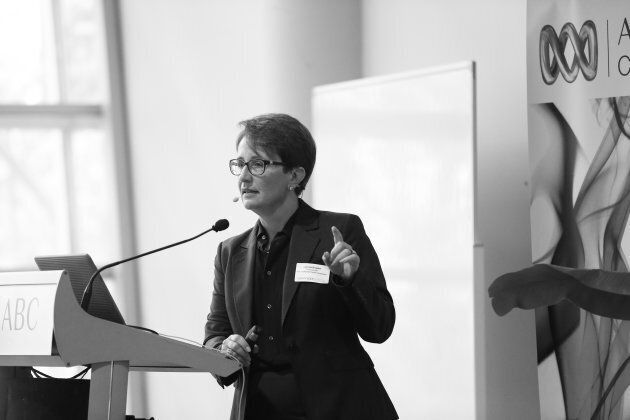 Australian Mental Health Commissioner speaking at the 'Workplace Wellbeing' conference on Thursday in Sydney.