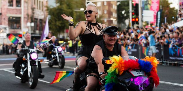 Sydney Mardi Gras To Be Wetter Than Ever