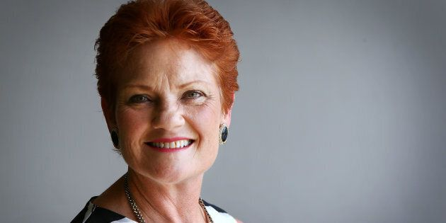 Pauline Hanson is in favour of slashing weekend penalty rates in some