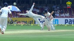 Steve Smith Takes Another Incredible Catch And Kohli Is