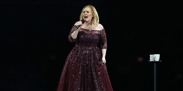 Relax Everybody, Adele Has Not Ruined The AFL Women's Grand Final. Or Has