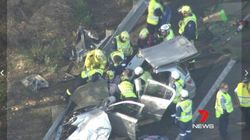 Two Dead After Horrific Collision On Hume