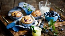 Sweet (And Savoury) Breakfast Muffin