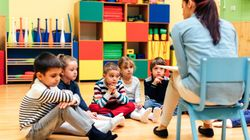 Early Childhood Educators Walk Off The Job Over
