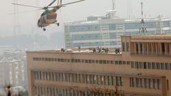 Gunmen Storm Military Hospital Dressed As