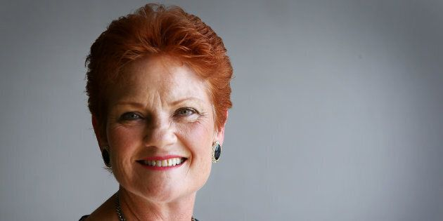 Pauline Hanson has walked back one of her anti-vaccination comments after public