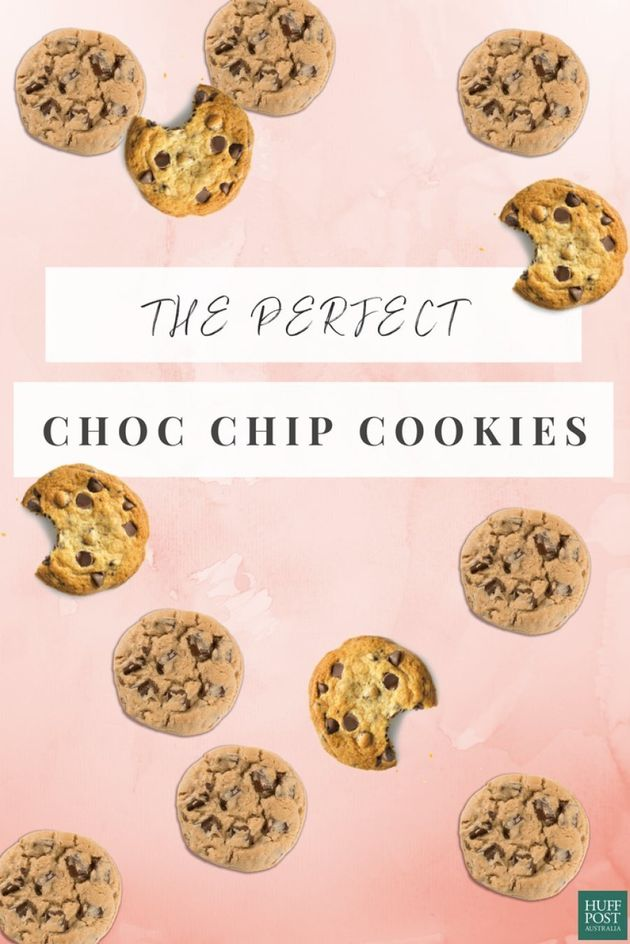 The Best Chocolate Chip Cookies In Under 20