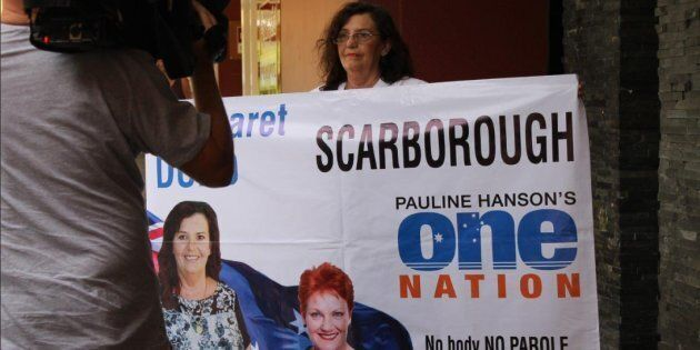 WA One Nation candidate Margaret Dodd has quit the party a day before polls open on election