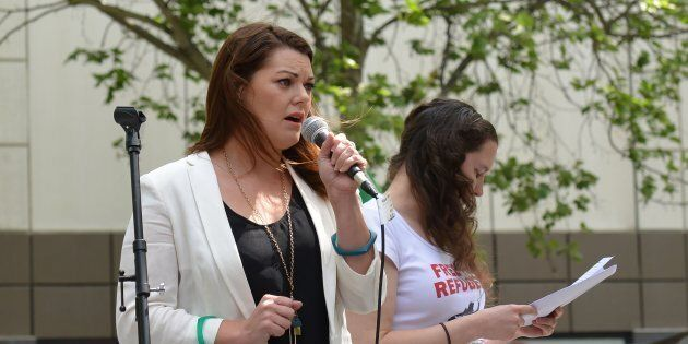 Greens Senator Sarah Hanson-Young wants the government to get onboard Tesla's plan for the SA energy market.