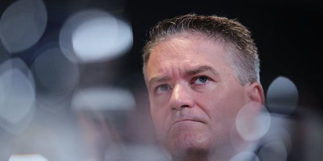 Minister for Finance Mathias Cormann says the poor result for the Liberals at the WA election was