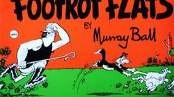Iconic Cartoonist And Footrot Flats Creator Murray Ball